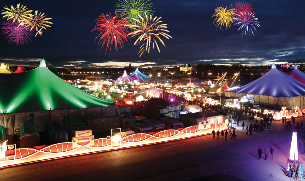 Tollwood Silvester 2014