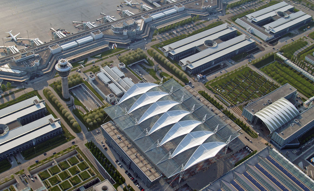 Мюнхен аэропорт  Википедия